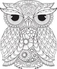 I know i'm not the only one! 20 Free Printable Difficult Animals Coloring Pages For Adults Everfreecoloring Com