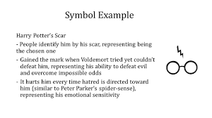 "symbolism symbolism in literature literary device ""applied to  8 symbol example"