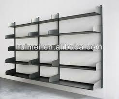metal book shelves.  Metal Wall Mounted Metal Book Shelf Contemporary Metal Bookcase For Shelves O