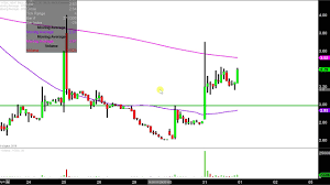 Owcp Stock Chart Owc Pharmaceutical Research Corp Owcp Stock Chart