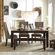 great rectangular dining chandelier stylist inspiration rectangle light room fixtures