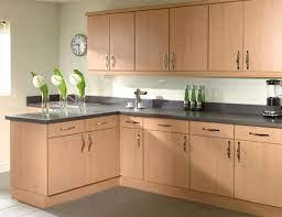 Beech Trieste Kitchen From John Nicholls Homedecor Beech Kitchen Cabinets Beech Kitchen Kitchen Design Small