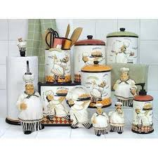 Fat Chef Kitchen Decor Accessories