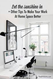 creating office space. Create A Work At Home Space That Is Beautiful And Functional. You Are Going To Creating Office The SITS Girls