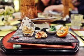 Japanese Dining Set Akari Japanese Dining Bar Winter Kaiseki Set Fundamentally