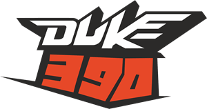 Duke 390 Logo Vector (.CDR) Free Download