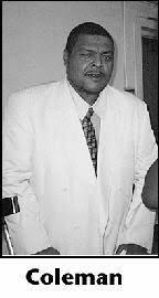 ALFONZO COLEMAN Obituary (1960 - 2015) - Ft. Wayne, IN - Fort ...