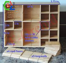 spice rack floating shelf shadow box