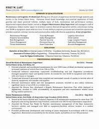 Sample Resume For Facility Maintenance Manager Sample Resume for Facility Maintenance Manager Professional Navy 40