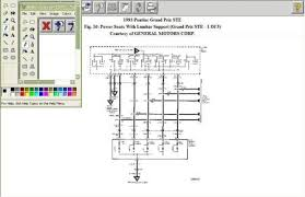 wiring diagram hi i have a 1993 pontiac grand prix ste it has hope this helps you to your problem