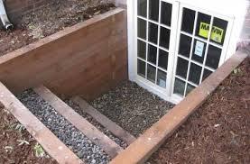 basement egress doors. Egress Window/door Turns Basement Into A Walk-out. Doors E