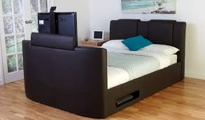 ... Bed Frame With Tv Built In L16 All About Modern Home Interior Design  Ideas with Bed ...