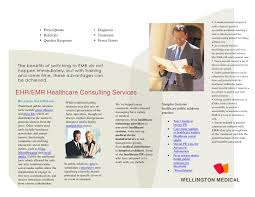 Healthcare Brochure Impressive Healthcare Brochure Sample