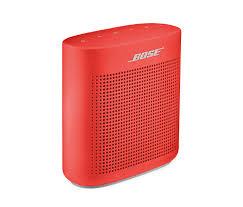 bose speakers bluetooth. bose soundlink color ii red bluetooth speaker speakers