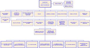 Appendix A Department Of Homeland Security Organizational
