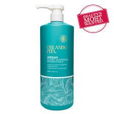 hair care tools orlando pita argan shampoo