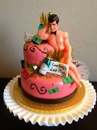 Bachelorette Party Cake Cakes By Denise Cake Fashion Cakes
