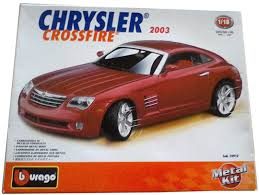Chrysler Crossfire Coupe | Cars | hobbyDB