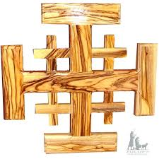 wooden crosses for large religious handmade olive wood cross gift wall church outdoor wooden crosses