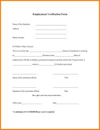 Request Employment Verification Letter 029 Verification Of Employment Template Ideas Printable Form