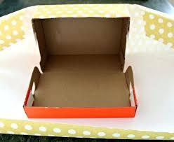 Decorative Shoe Box Decorative Storage Paper Boxes Michaels How To Cover A Flip Top 74