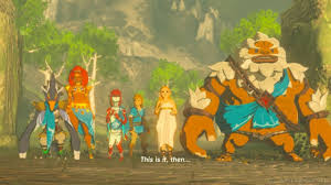 Image result for legend of zelda breath of the wild