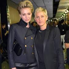 Ellen And Portia Ellen Degeneres And Portia De Rossi In Therapy After Rehab Stint