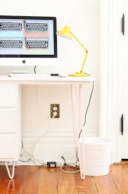 How To Cover Wires How To Hide Home Wires Apartment Therapy