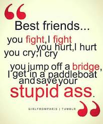 Best Friends Quotes That Make You Cry Adorable Pin By Jessica Thamm On I Got JokesQuotes Pinterest Bff