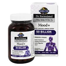 garden of life dr formulated probiotics mood 50 billion 60 vegetarian capsules