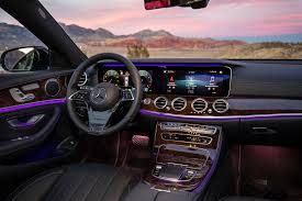 Find out what body paint and interior trim colors are available. First Ride 2020 Mercedes Benz E Class Facelift Autocar