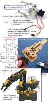 robot arm gripper buying guide for diy electronics toys robot many toys for kids are great to mod use arduino raspberry pi or