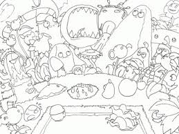 43 Plant Vs Zombies Coloring Pages 87 Best Images About Plants Vs