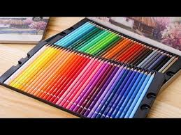 Best <b>Colour pencil</b> || review and Demonstration || Art@Aftab - YouTube