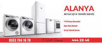 Alanya Beyaz Eşya Servisi 444 28 46 En İyi Teknik Servis