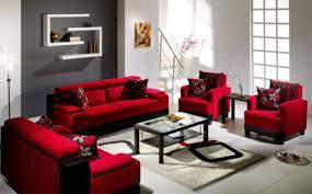 Red Living Room Decor Red And Black Living Room Decor Home Design Ideas