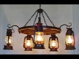 wagon wheel chandelier light fixtures