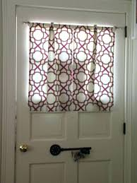back door window curtain stylish front door window treatments curtains and with treatment for decorations sliding back door window curtain