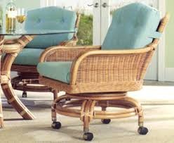 rattan office chair. Rattan And Wicker Dining Caster Chairs Office Chair A