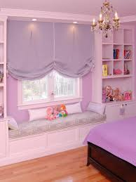Pink And Purple Girls Bedroom Bedroom In Cotton Candy Pink Bedrooms Rooms Color Lovely And Light