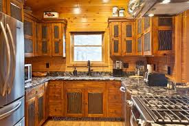rustic kitchen cabinets cabin cabinetry knotty alder with ideas 9