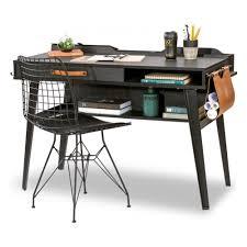 <b>Письменный стол Cilek DARK</b> METAL малый — купить в ...