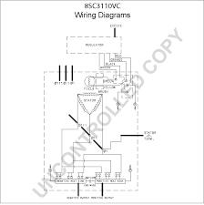 prestolite leece neville 8sc3110vc wiring diagram