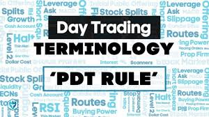 What Is A Pattern Day Trader Amazing Pattern Day Trader Rule PDT Definition Trading Terminology