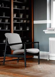 modern furniture manufacturer. Furniture Manufacturer Onecollection Has Relaunched A 1958 Chair By Finn Juhl, Which Played An Important Modern G