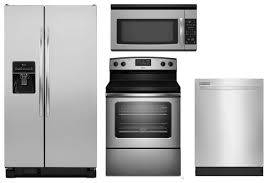 Stainless Kitchen Appliance Packages Kitchen Stainless Steel Kitchen Appliance Package Within Top