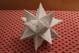 Meine Liebsten Papiersterne Zur Weihnachtszeit Frau Friemel
