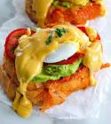 aliya s grilled cheese eggs benedict