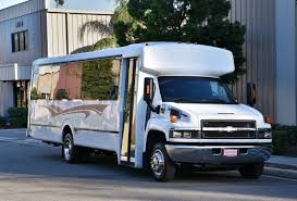 Limo Bus for sale: 2008 Chevrolet 5500 in Fontana, CA - #10747 ...