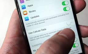 Apps Using 7 Ways To Curb Your Iphones Cellular Data Use Pcworld